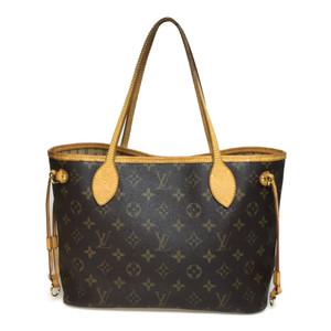 Auth Louis Vuitton Monogram M40156 Neverfull MM Women's Tote Bag