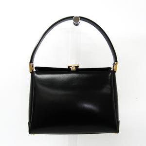 30ff7f2e560c Gucci 000-1269 Women's Leather Handbag Black