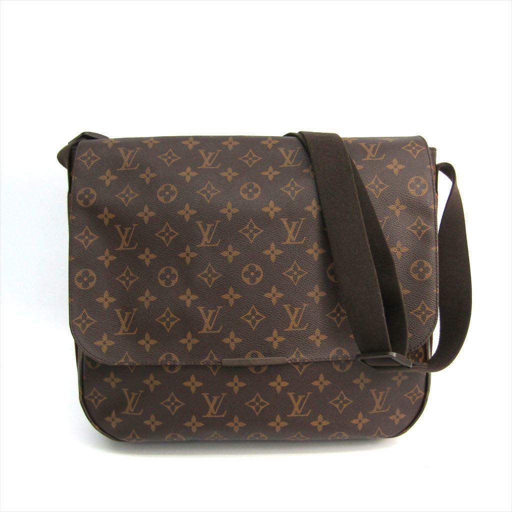 059be6c65c Louis Vuitton Monogram Messenger MM Beaubourg M97038 Men's Shoulder ...