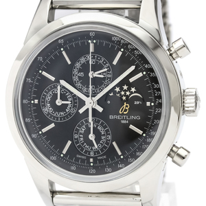 Breitling Transocean Automatic Stainless Steel Men's Sports Watch A19310