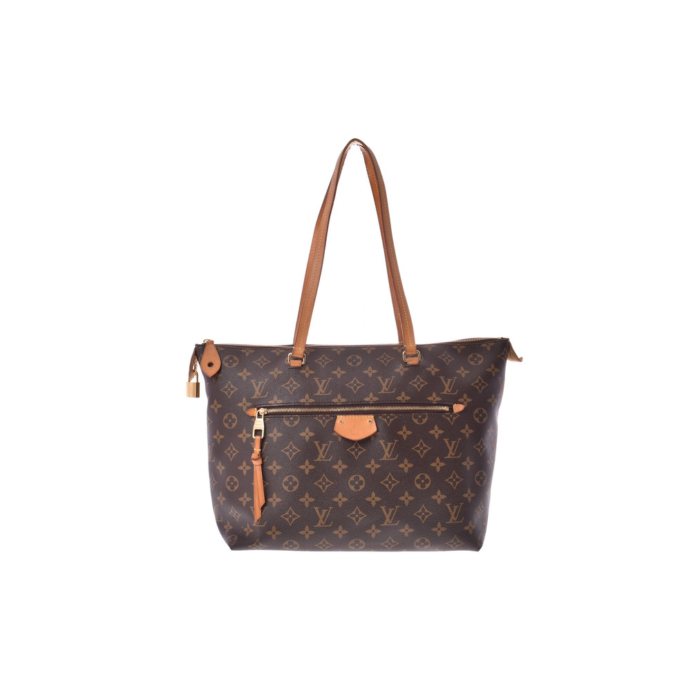 Louis Vuitton Monogram IENA MM M42267 Women's Tote Bag Monogram