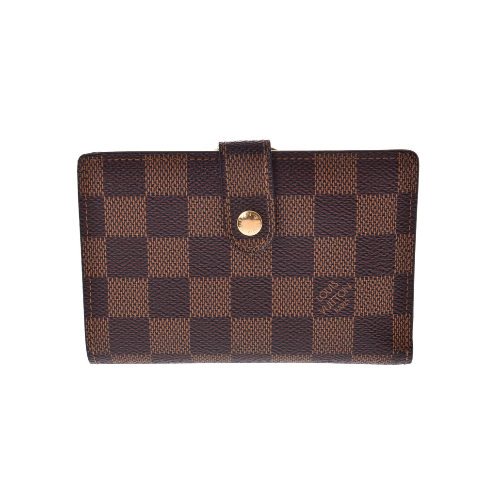 Used Louis Vuitton Damier Pouch Wallet N61674