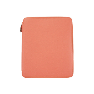 HERMES iPad case □Q Flamingo