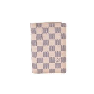 ルイ・ヴィトン(Louis Vuitton) ダミエアズール N60032 PVC パスポートケース