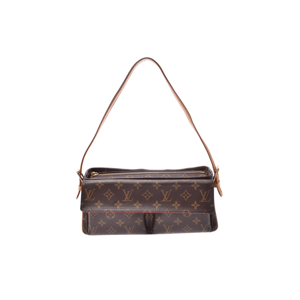 Louis Vuitton Monogram M51164 Handbag Monogram
