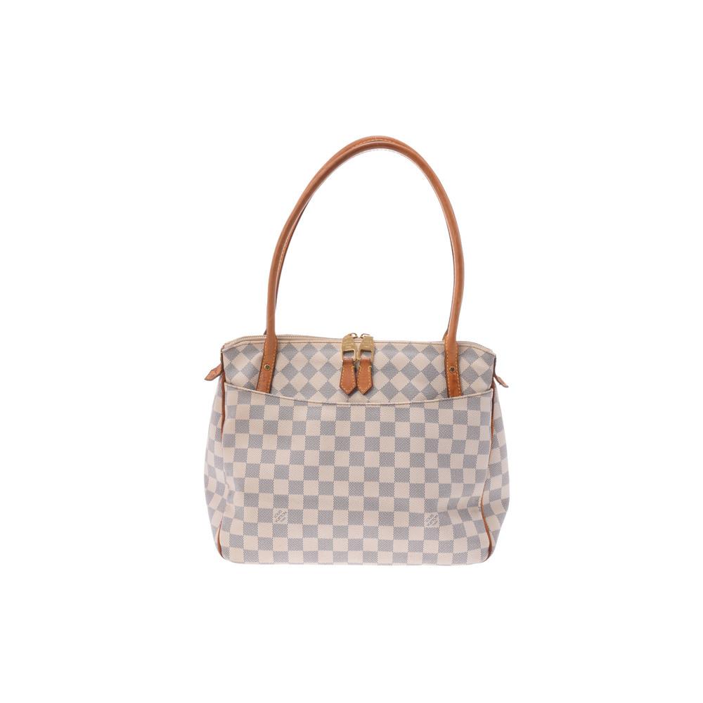 ルイ・ヴィトン(Louis Vuitton) ダミエ フィジェリPM N41176 ショルダーバッグ アズール