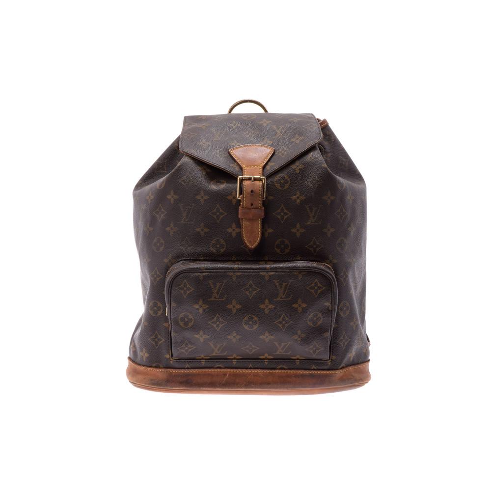 ルイ・ヴィトン(Louis Vuitton) モノグラム M51135 バッグ ブラウン,モノグラム
