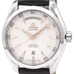 Omega Seamaster Automatic Stainless Steel Men's Sports Watch 231.13.42.22.02.001