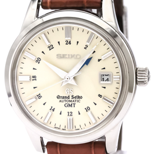 Seiko Grand Seiko Automatic Stainless Steel Men's Dress Watch SBGM003(9S56-00B0)