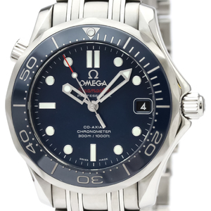 Omega Seamaster Automatic Stainless Steel Men's Sports Watch 212.30.36.20.03.001