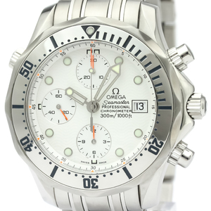 OMEGA Seamaster Professional 300M Chronograph Watch 2598.20