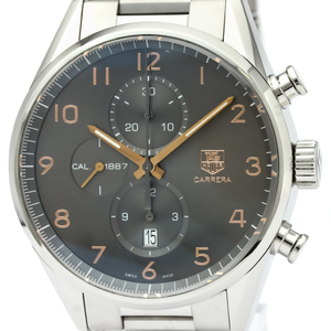 Tag Heuer Carrera Automatic Stainless Steel Men's Sports Watch CAR2013