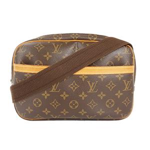 Auth Louis Vuitton Shoulderbag Monogram ReporterPM M45254