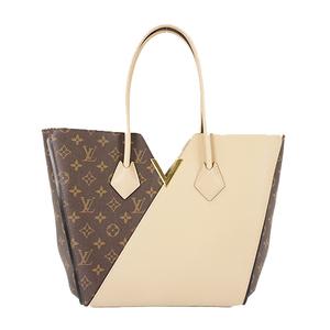 Auth Louis Vuitton Tote Bag Monogram Kimono MM M40508