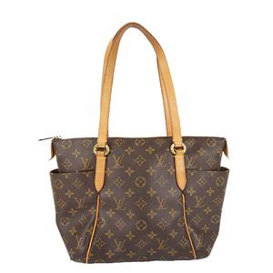 Auth Louis Vuitton Shoulder Bag Monogram Totally PM M41016
