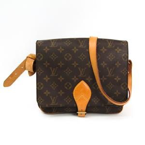 Louis Vuitton Monogram Cartouchiere M51252 Shoulder Bag Monogram