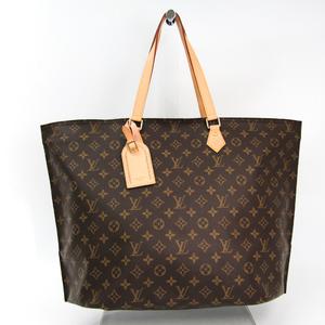 Louis Vuitton Monogram All In MM M47029 Women's Tote Bag Monogram
