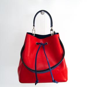 Louis Vuitton Epi Neonoe M54365 Women's Handbag,Shoulder Bag Coquelicots