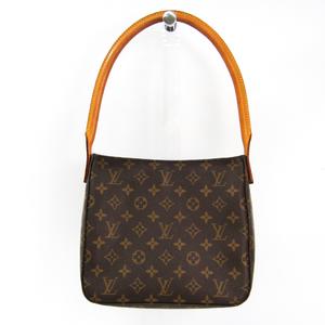Louis Vuitton Monogram Looping MM M51146 Women's Shoulder Bag Monogram