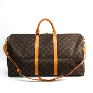 Louis Vuitton Monogram Keepall Bandouliere 55 M41414 Women's Boston Bag Monogram