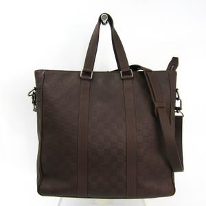 ルイ・ヴィトン(Louis Vuitton) ダミエアンフィニ ネオ・タダオ N41229 メンズ ショルダーバッグ,トートバッグ メテオール