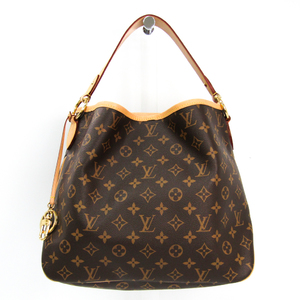 Louis Vuitton Monogram Delightful PM M50155 Women's Shoulder Bag Pivoine