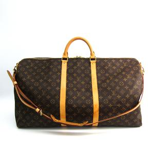 Louis Vuitton Monogram Keepall Bandouliere 60 M41412 Women's Boston Bag Monogram