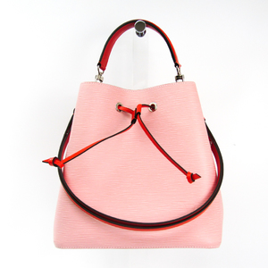 Louis Vuitton Epi Neonoe M54370 Women's Handbag,Shoulder Bag Rose Ballerine