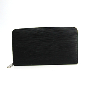 Louis Vuitton Epi ZPippy Organizer NM M62643 Men's Epi Leather Long Wallet (bi-fold) Noir