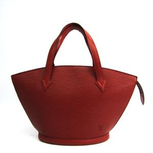 Louis Vuitton Epi Saint-Jacques M52273 Handbag Kenyan Brown