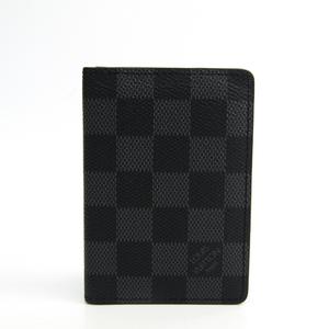 ルイ・ヴィトン(Louis Vuitton) ダミエグラフィット オーガナイザー・ドゥ・ポッシュ N63143 ダミエグラフィット カードケース ダミエ・グラフィット