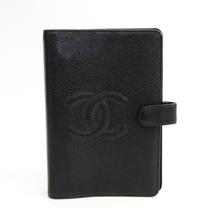 Chanel Coco Planner Cover Black
