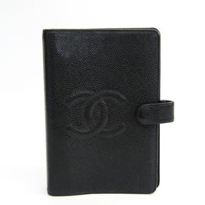 シャネル(Chanel) ココ 手帳 ブラック