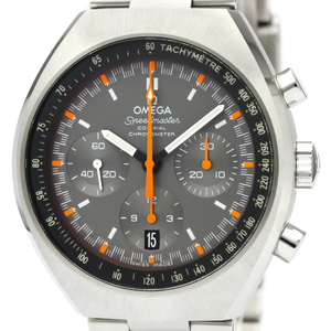 Omega Speedmaster Automatic Stainless Steel Men's Sports Watch 327.10.43.50.06.001