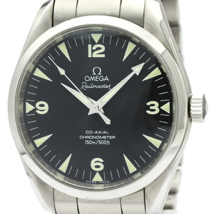 Omega Seamaster Automatic Stainless Steel Men's Sports Watch 2502.52
