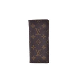 ルイ・ヴィトン(Louis Vuitton) モノグラム Monogram etuis Lunette eyeglasses case M62962 ユニセックス モノグラム 財布