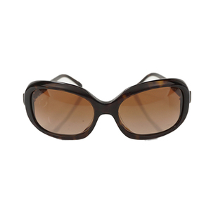 Auth Chanel Sunglasses Brown Silver 5170-A