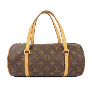 Auth Louis Vuitton Handbag Monogram Papillion 26 M51386