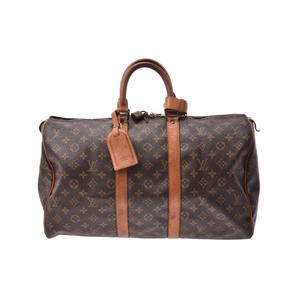 Louis Vuitton (Louis Vuitton) Monogram Keypol 45 M41428 Bag With Strap