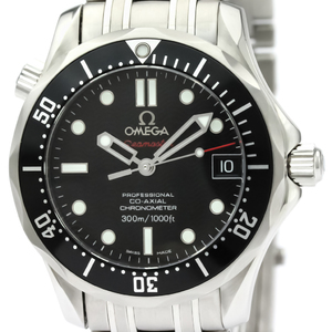 Omega Seamaster Automatic Stainless Steel Men's Sports Watch 212.30.36.20.01.001
