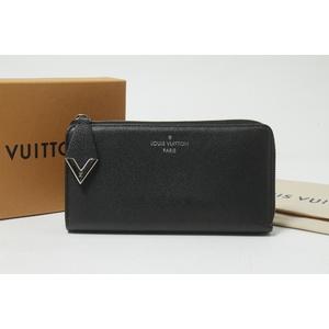 ルイ・ヴィトン(Louis Vuitton) M60146 コメット パルナセア L字ファスナー長財布 ノワール  財布