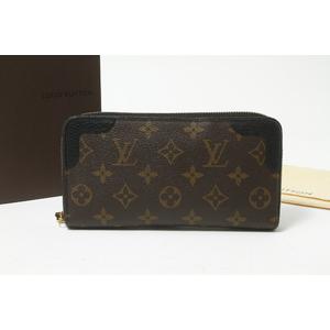 Louis Vuitton Monogram M61855 ジッピーウォレット レディーロ  Wallet