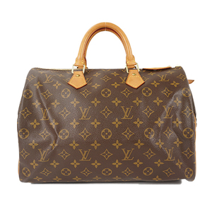 Auth Louis Vuitton Hand Bag Monogram Speedy 35 M41107