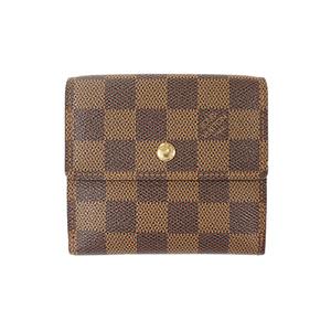 ルイヴィトン 財布 ダミエ ポルトフォイユエリーズ N61654