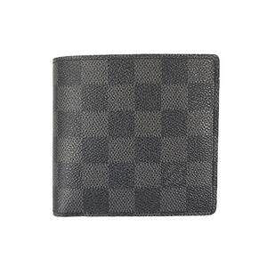 ルイヴィトン 財布 ダミエグラフィット ポルトフォイユマルコ N62664
