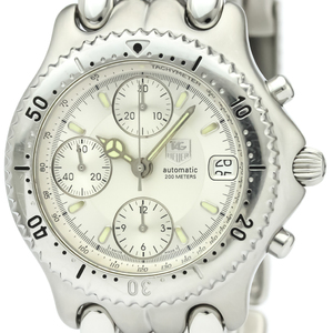 Tag Heuer Sel Automatic Stainless Steel Men's Sports Watch CG2112