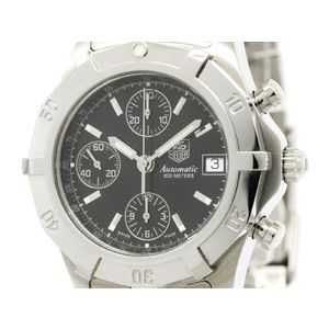 Tag Heuer Exclusive Automatic Stainless Steel Men's Sports Watch CN2111