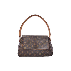 Louis Vuitton Monogram Mini Looping M 51147 Bag