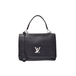 Louis Vuitton Lockme II M50250 Bag Black
