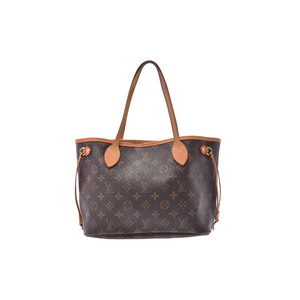 Used Louis Vuitton Monogram Never Full Pm Old M40155 Ladies ◇